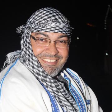 Mahmoud Elsharawy, 38, Cairo, Egypt