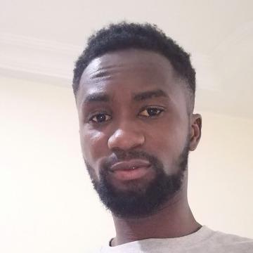 Scott smith, 29, Abuja, Nigeria
