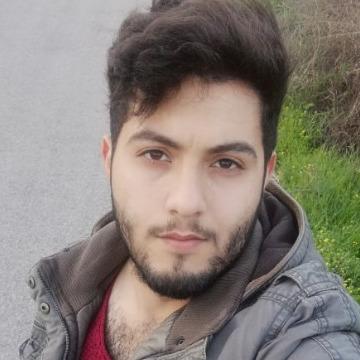Modar Saliba, 22, Damascus, Syria