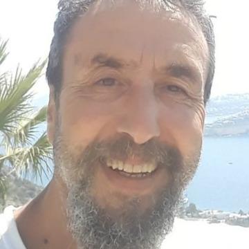 Mehmet Polat, 53, Bodrum, Turkey