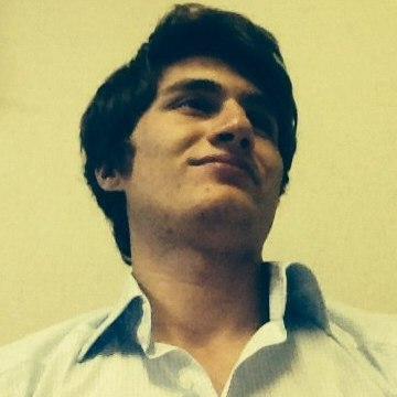 Mehmet Tekin, 26, Izmir, Turkey