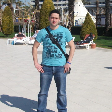bilal, 39, Aktas, Turkey