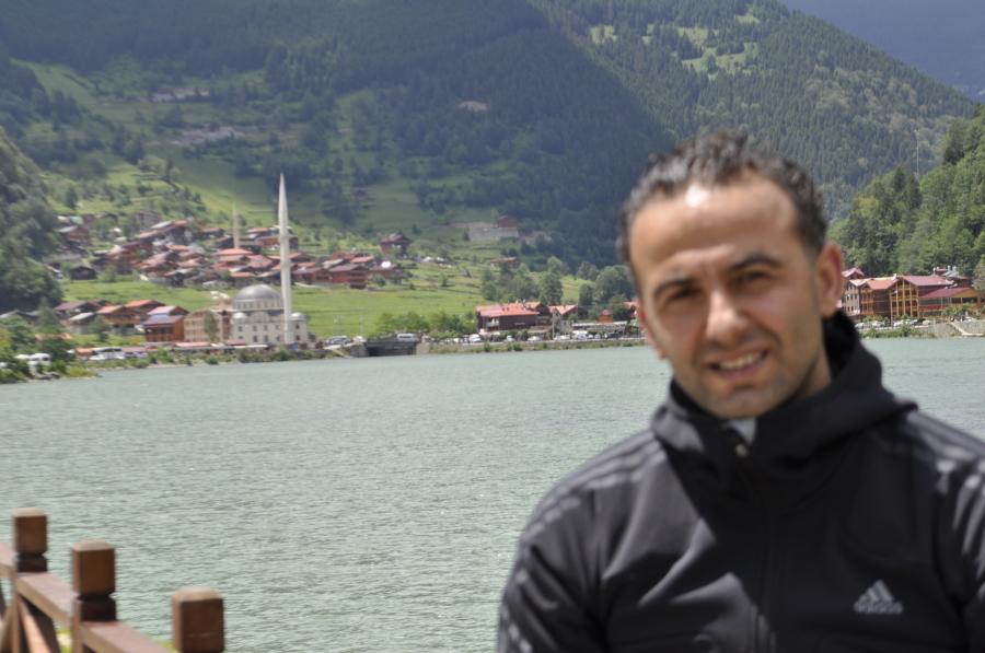Capoeira, 38, Trabzon, Turkey