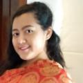 Yukti, 27, Jakarta, Indonesia