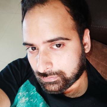 Sumit Sharma, 28, New Delhi, India