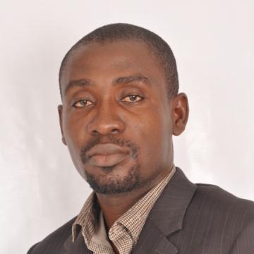 Bismark de simpleman, 37, Accra, Ghana
