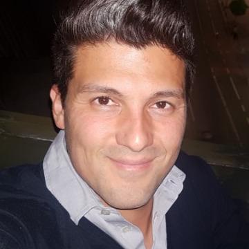 Marco Hope, 33, Bologna, Italy