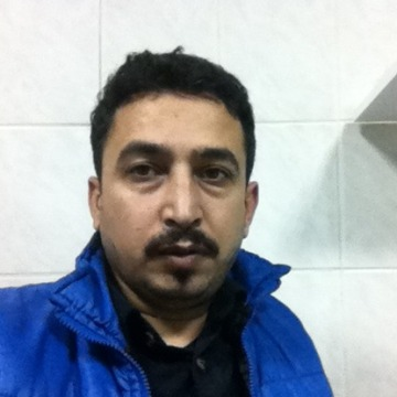 Mustafa Çelik, 34, Istanbul, Turkey