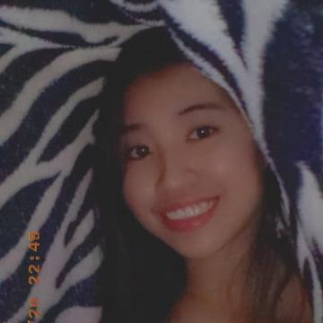 Madel, 22, Manila, Philippines