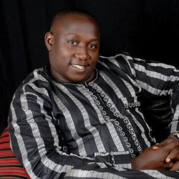 Richard Tupork, 49, Lome, Togo