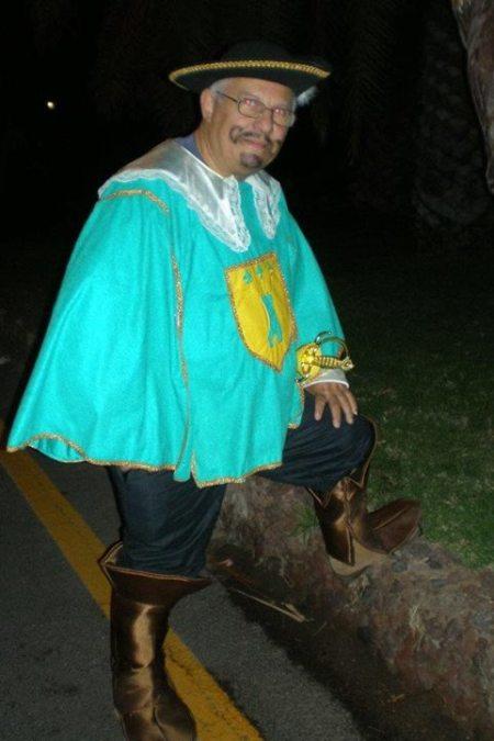Francisco Monroy Almeida, 67, Madrid, Spain
