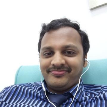 Shankar, 34, Dubai, United Arab Emirates