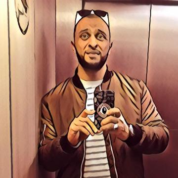 Besha Gantrari, 30, Tripoli, Libya