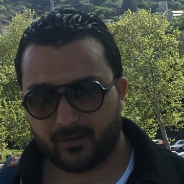 Mohamed, 35, Cairo, Egypt