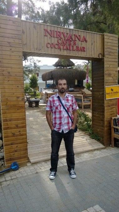 Atilla Altuner, 39, Antalya, Turkey