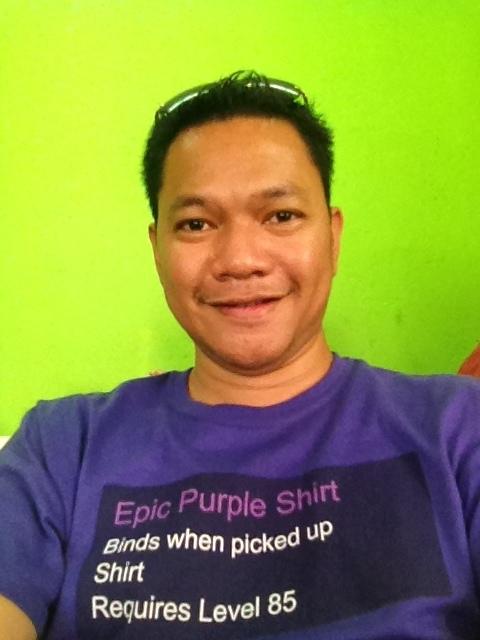 Ray, 44, Bogor, Indonesia