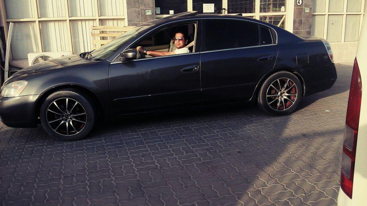 Mohammad Saif, 31, Sharjah, United Arab Emirates