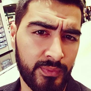 Abbas, 26, Baku, Azerbaijan
