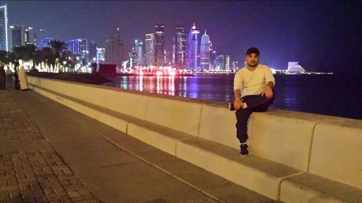 Mohamed Akka, 35, Doha, Qatar