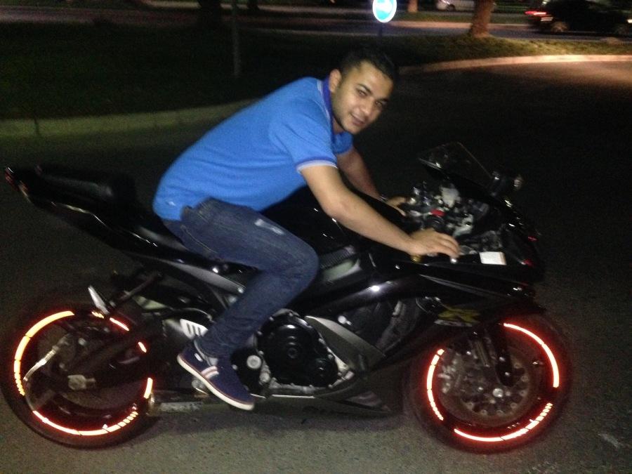 Nasr Elshehy, 33, Dubai, United Arab Emirates