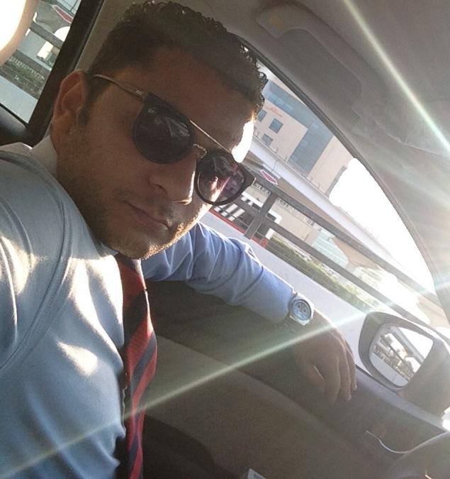 Nasr Elshehy, 31, Dubai, United Arab Emirates