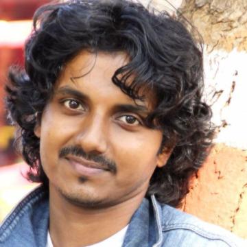 Praphul Purushothaman, 38, New Delhi, India