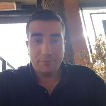Cemil Kiliç, 34, Istanbul, Turkey