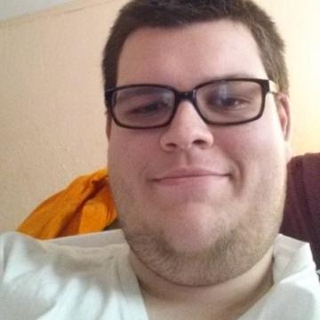 Gerald Gauthier, 29, St. Petersburg, United States