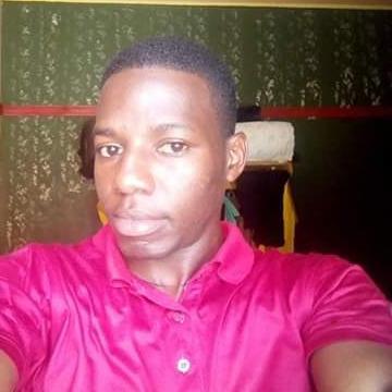 Cosmas  ssegawa, 24, Kampala, Uganda