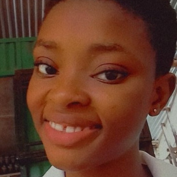 Abigail Efua Andoh, 18, Accra, Ghana
