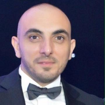 Elias, 40, Dubai, United Arab Emirates