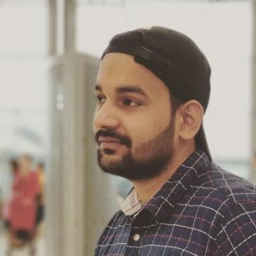 Kapil Sehrawat, 24, New Delhi, India