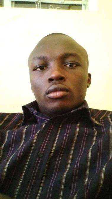 dickson ekiru, 29, Nairobi, Kenya