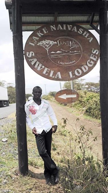 dickson ekiru, 27, Nairobi, Kenya