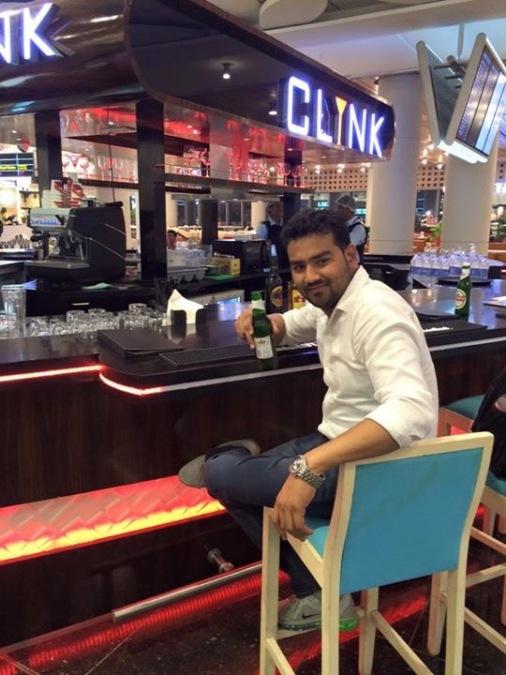 Vinod sharma, 31, Shimla, India