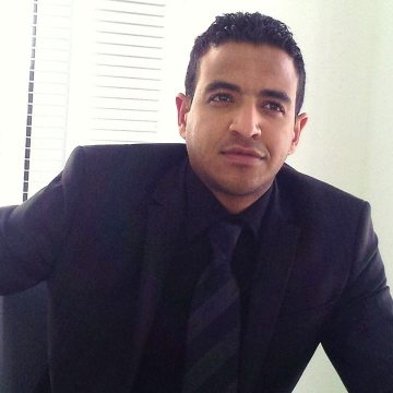 Mohamed Alaoui, 29, Marrakech, Morocco