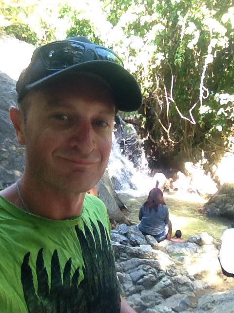 Seth Taylor, 45, Chiang Dao, Thailand