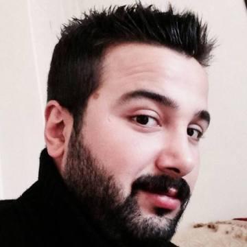 Koray Yilmaz, 30, Istanbul, Turkey