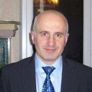 Kakhaber Demetrashvili, 51, Tbilisi, Georgia