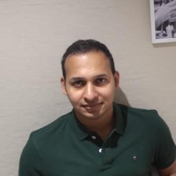 Sharad jain, 25, Bangalore, India