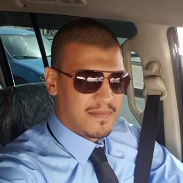 Mohammed Abdou Elashry, 32, Dubai, United Arab Emirates