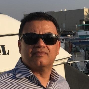 mansour, 45, Jeddah, Saudi Arabia