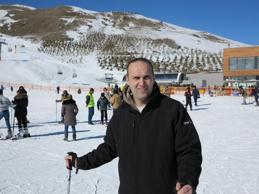 tair, 41, Baku, Azerbaijan