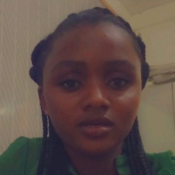 Adjoa, 22,