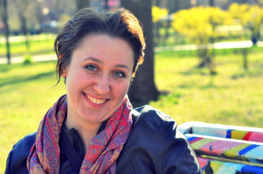 Mariia Rastvorova, 29, Kiev, Ukraine