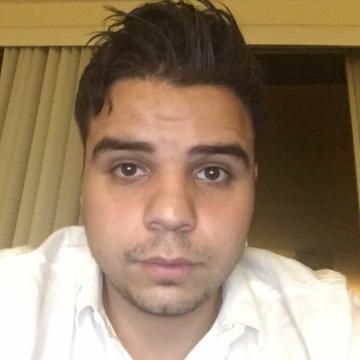 Mostafa, 28, Los Angeles, United States