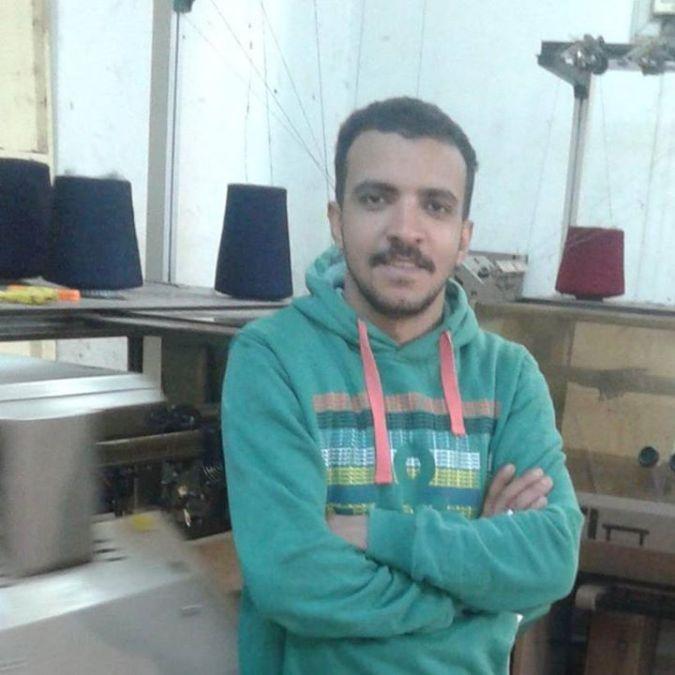 Farag Ruse, 37, Cairo, Egypt