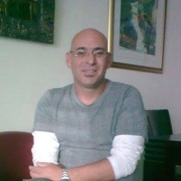 Yechiele Cohen, 50, Yavne, Israel