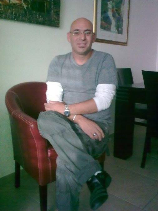 Yechiele Cohen, 51, Yavne, Israel