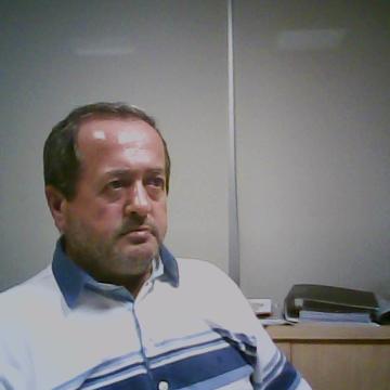 Abuzer Kapıkıran, 55, Mersin, Turkey